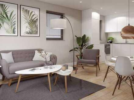 **VERKAUFT** Exklusive Neubau 2-Zimmer EG - Wohnung mit Terrasse!!!