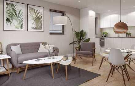 Exklusive Neubau 2-Zimmer EG - Wohnung mit Terrasse!!!
