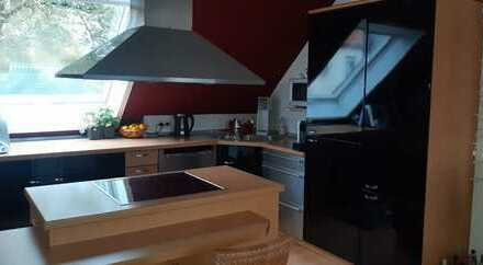 Ansprechende 2,5-Zimmer-Dachgeschosswohnung in Salach