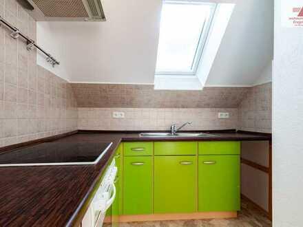 Eine 3-Raum-Wohnung mit Einbauküche für all Ihre Wünsche in Thum/Jahnsbach!