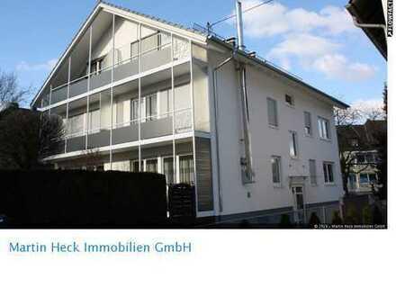 :: Helle, vollmöblierte 1 Zimmer Wohnung mit Südbalkon im schönen Weiherfeld zu vermieten ::