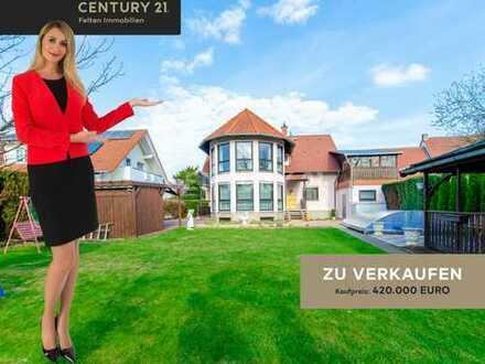 PARADIESISCH! Flexibles Traumhaus mit Garden Eden!