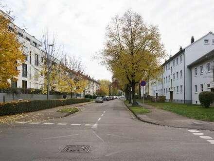 NT-Braike: Langfristig vermietete Wohnung mit zwei Zugängen