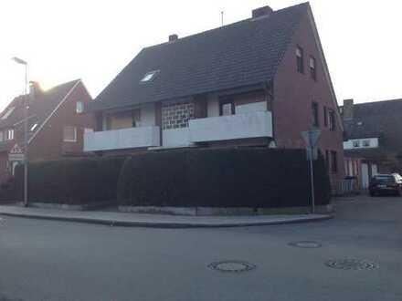 Freundliche 2-Zimmer-Wohnung mit Balkon und EBK in Münster