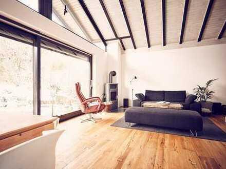 3,5-Zimmer-Maisonette-Wohnung mit Garten, Kamin und EBK in Eppstein