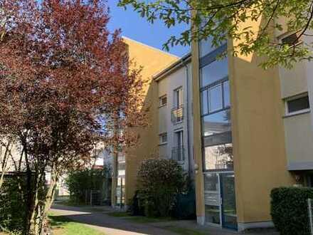 Ihr neues Wohn-Glück mit Garten -- Maisonette-Wohnung in beliebter Lage von Arheilgen