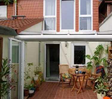 Reihenmittelhaus mit schönem Garten in ruhiger Lage in Oberricklingen