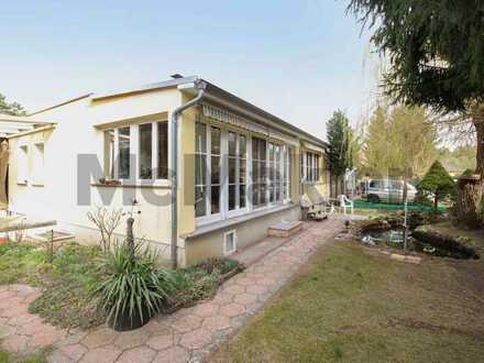 """Am """"Tor zum Schlaubetal"""": Individuelles EFH mit großer Gartenfläche in Müllrose-Biegenbrück"""