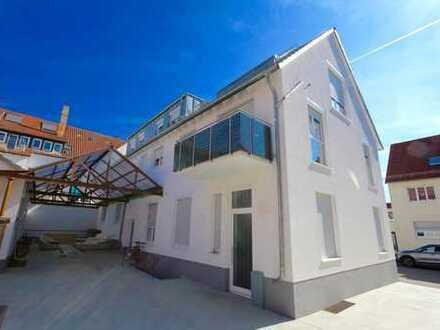 Appartementhaus alles neu, komplett möbliert, in ruhiger Lage im Herzen von Stuttgart-Vaihingen