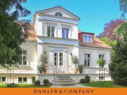 Einzigartige Stadtvilla zwischen Potsdams Altstadt und Heiliger See