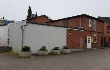 Gatermann Immobilien: Küche / Büro / Lager in Itzehoe