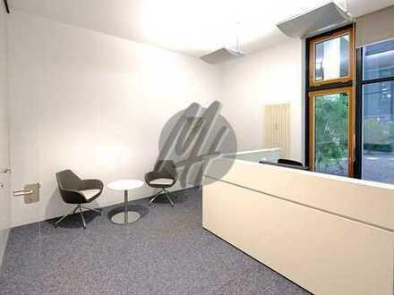 KEINE PROVISION ✓ TOP-LAGE ✓ NÄHE BAB + ÖPNV ✓ Moderne Büroflächen (160 m²) zu vermieten