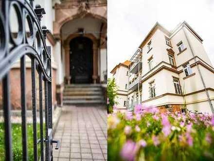 großzügige Wohneinheit im Gründerzeitvilla sucht neuen Eigentümer!