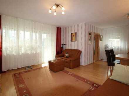 ** Gepflegte 3 Zimmer-Wohnung in Karlsruhe-Oberreut **