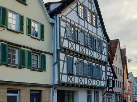 Büro- oder Praxisräume kernsaniert altes Fachwerkhaus