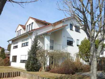 4- Zimmer- Maisonettewohnung in bevorzugter Wohnlage von Coburg