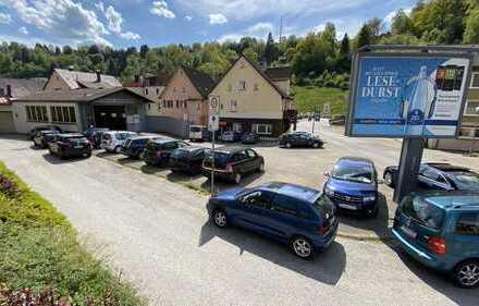 KFZ Werkstatt Autohaus Gewerbeimmobilie Autowerkstatt mit Halle und Stellplätze Zentrum Lager