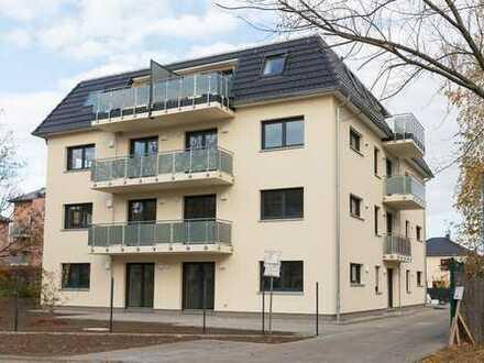 Moderne 3-Raum-Wohnung im EG mit großer Terrasse und Be - Entlüftungsanlage