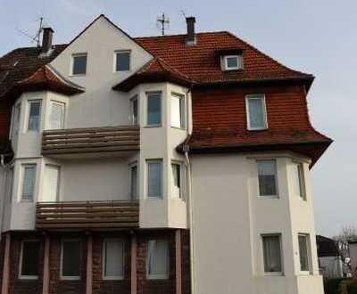 Preiswerte 4-Zimmer-Wohnung mit Balkon in Holzminden