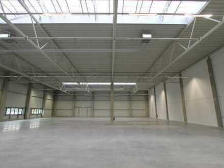 hallenobjekte.de | Einfahrbare Hallenfläche mit Büro zu vermieten