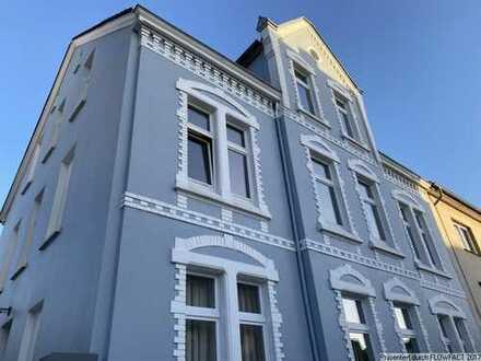 Top modernisierte Altbauwohnung mit großer Terrasse
