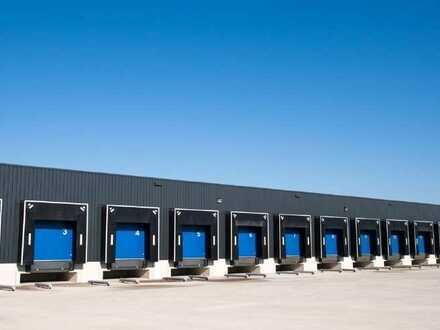 PROVISIONSFREI: ca. 25.000 qm Lager / Logistik   viele Rampen + ebenerdig   ca. 10,00 m UKB!