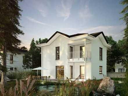 Lichtdurchflutete Villa mit Stil