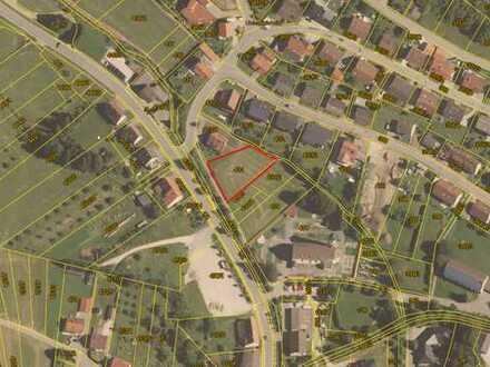 Grundstück in Unterdigisheim zu verkaufen