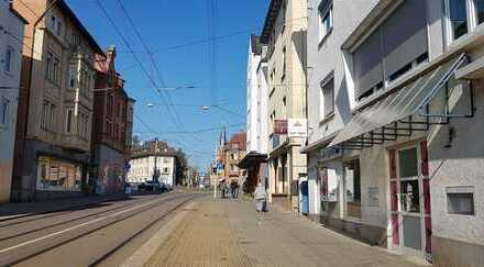 Gewerbeeinheit im Stuttgarter Osten, mit guter Mietrendite und in sehr guter Lauflage!!