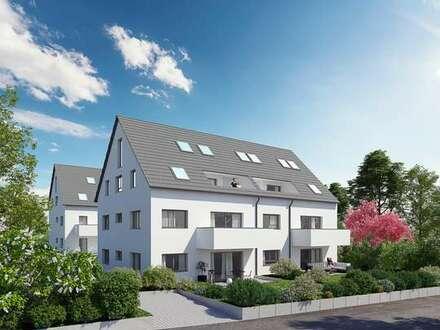 Attraktive 3 - Zimmerwohnung mit großzügigem Südwestgarten