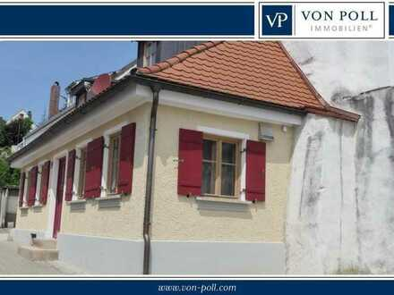 Altstadt-Juwel an der Donauwörther Stadtmauer - Flair und Ambiente zugleich