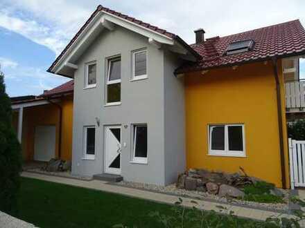 Schönes Einfamilienhaus mit gehobener Ausstattung im grünen Leipziger Umland
