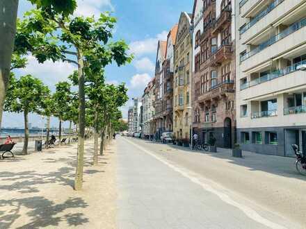 Luxus Pur - Penthouse direkt an der Rheinpromenade