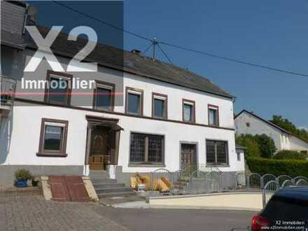 Einfamilienhaus mit Gewerbeanteil in der Nähe von Trier