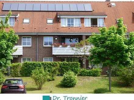 Großzügige 1-Zimmer-Wohnung mit Laminat, Balkon und Einbauküche!
