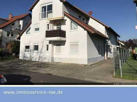 Großzügige 3-Zi-Wohnung mit Terrasse