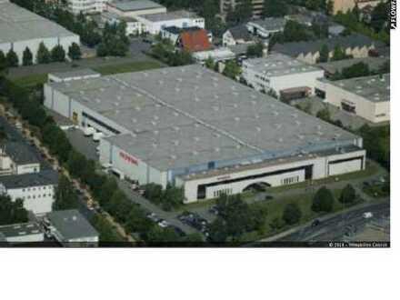 2.900 m² bis 5.260 m² Lagerflächen in Offenbach am Main zu vermieten