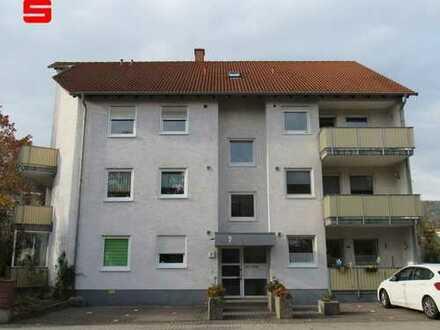 Gepflegte Etagenwohnung am Stadtrand von Neustadt
