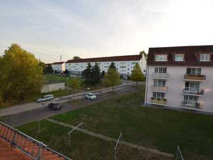 Zentrumsnahe 2-Raum-Wohnung mit Balkon!