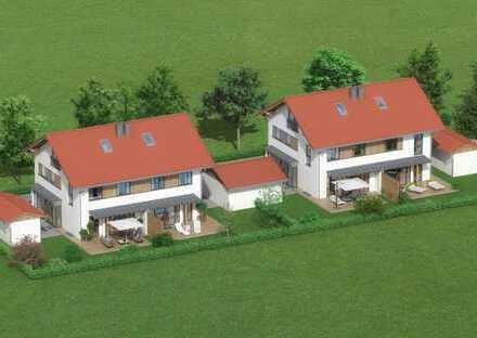 Grosszügige & Familienfreundliche Doppelhaushälften in Sauerlach