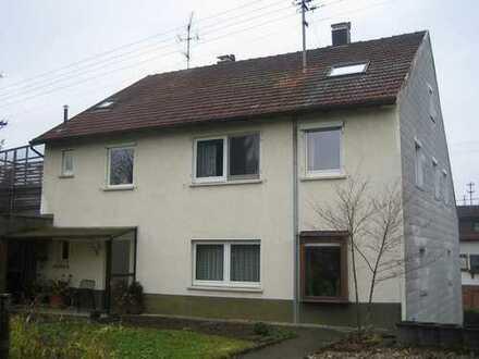 Zweifamilienhaus in Schwäbisch Gmünd OT Straßdorf - provisionsfrei -