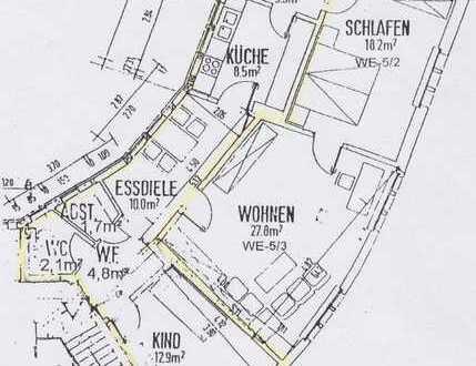 18m² Zimmer in Braunschweig Innenstadt