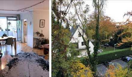 Gepflegte 2-Zimmer-Wohnung mit Balkon in Weiden, Köln