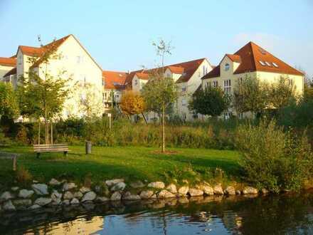 3 Zimmer Wohnung in Günzburg inkl. 2 Tiefgaragenstellplätze, Balkon und Aufzug