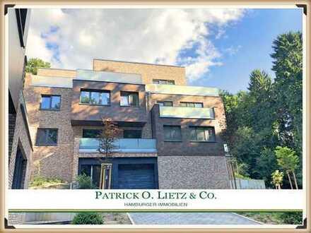 Exklusive Wohnung in Top-Lage mit 2 Balkonen und Fahrstuhl - ideal für Singles oder Paare