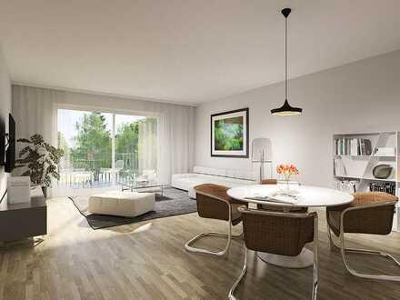 Unverbaubare Zukunft auf hohem Niveau - Zeitlos schöne 3-Zimmer-Wohnung in schönster Umgebung