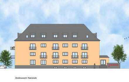 Hochwertige Wohnungen im KfW 70 Standard