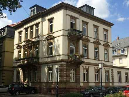 Helle 3-Zimmer Dachgeschoss-Wohnung in der Heidelberger Weststadt
