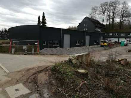 Top Neubau beheizte Lagerhallen in Wuppertal-Vohwinkel