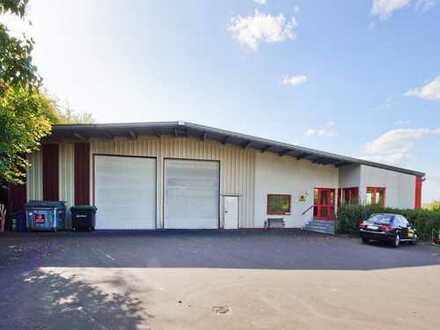 KAPITALE EXPANSION AN DER A66! Fast 6000 m², Büros und großes Hochlager in Bestlage von Gelnhausen!